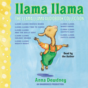 The Llama Llama Audiobook Collection