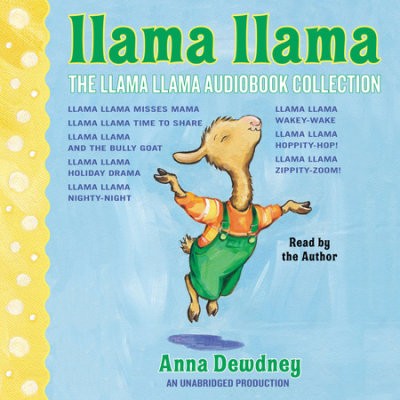 The Llama Llama Audiobook Collection cover