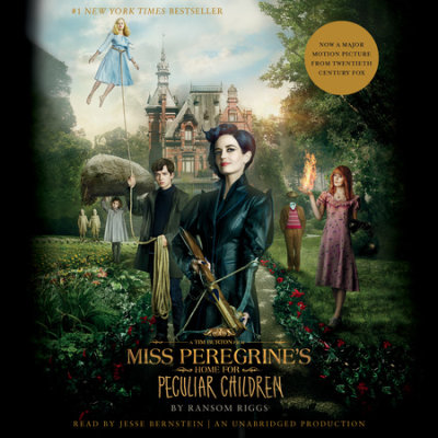 Miss Peregrine's Home for Peculiar Children (Movie Tie-In Edition) cover
