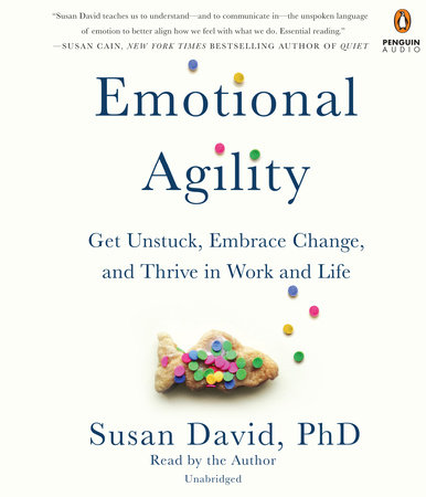 Emotional Agility cover