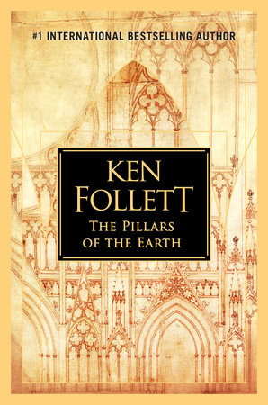 Image result for The Pillars of the Earth by Ken Follett