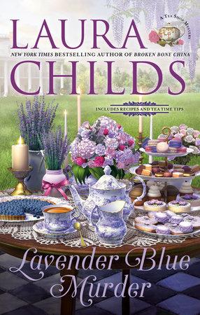 Lavender Blue Murder by Laura Childs
