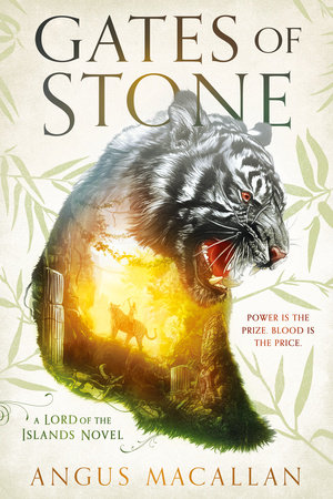 The cover of the book Gates of Stone