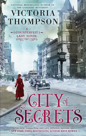 City of Secrets Book Cover Picture