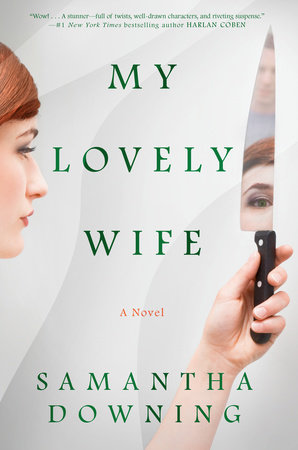 The cover of the book My Lovely Wife