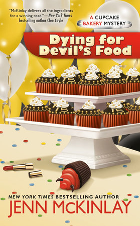 Dying for Devil's Food by Jenn McKinlay