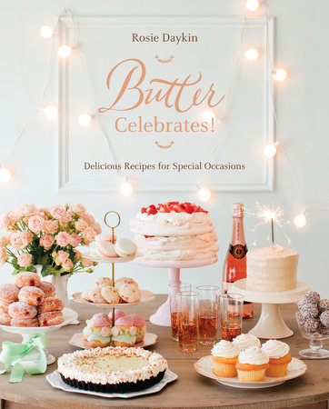 Butter Celebrates! by Rosie Daykin