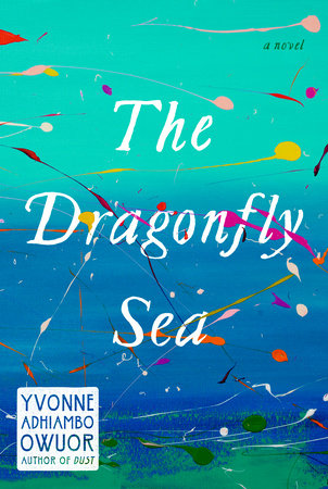 The cover of the book The Dragonfly Sea