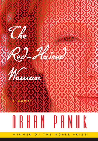 The Red-Haired Woman Book Cover Picture