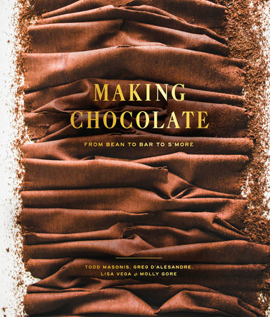 Making Chocolate by Dandelion Chocolate