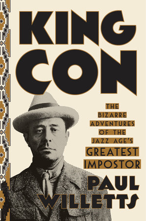 King Con by Paul Willetts