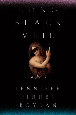 Long Black Veil Book Cover Picture