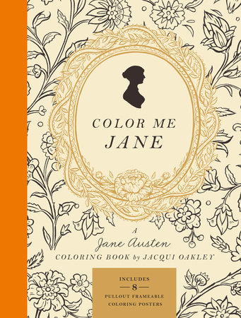 Color Me Jane by Jacqui Oakley