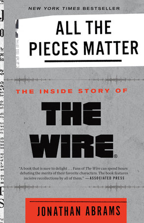 The cover of the book All the Pieces Matter