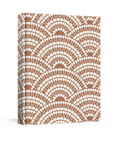 House Industries Copper Linen Journal by House Industries