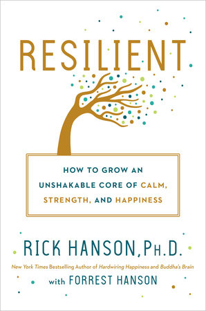 The cover of the book Resilient