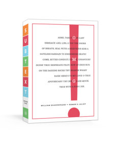 Subtext: 24 Literary Postcards