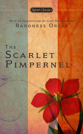The Scarlet Pimpernel Book Cover Picture