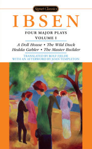 Four Major Plays, Volume I