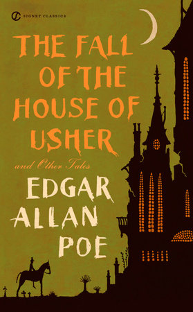 The cover of the book The Fall of the House of Usher and Other Tales