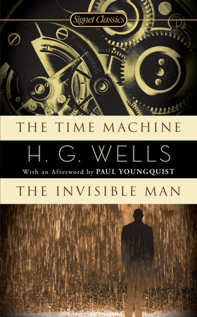 The Time Machine / The Invisible Man