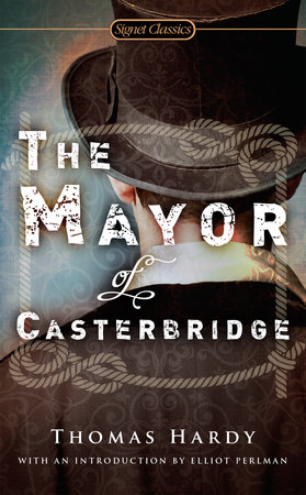 The Mayor of Casterbridge Book Cover Picture
