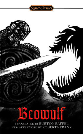 Beowulf Book Cover Picture