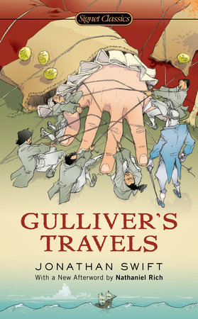 Gulliver's Travels Book Cover Picture