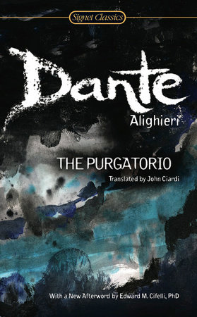The Purgatorio by Dante Alighieri