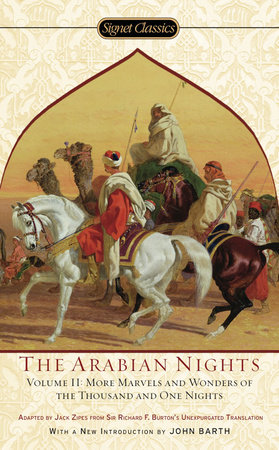 The Arabian Nights, Volume II by Anonymous