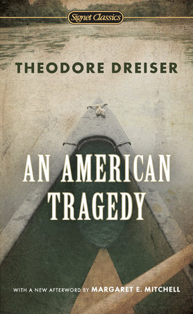 An American Tragedy Book Cover Picture