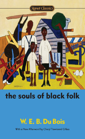 The Souls of Black Folk Book Cover Picture