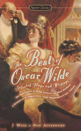 The cover of the book The Best of Oscar Wilde