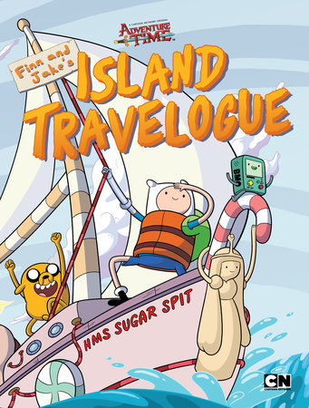 Finn and Jake's Island Travelogue by Brandon T. Snider