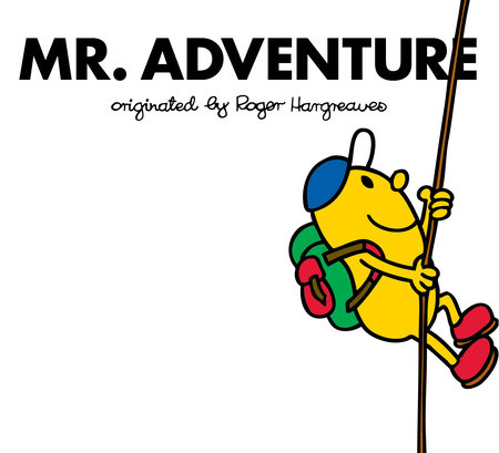 Mr. Adventure by Adam Hargreaves