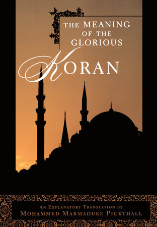 SE The Meaning of the Glorious Koran