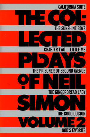 The Collected Plays of Neil Simon by Neil Simon