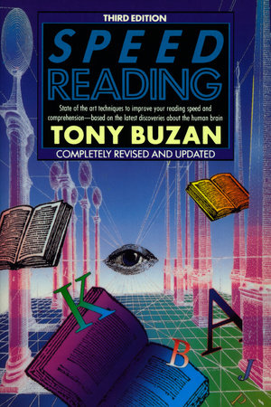 Speed Reading by Tony Buzan