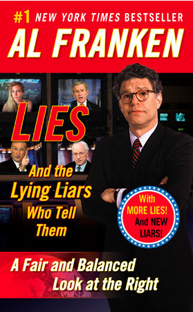 Lies and the Lying Liars Who Tell Them Book Cover Picture
