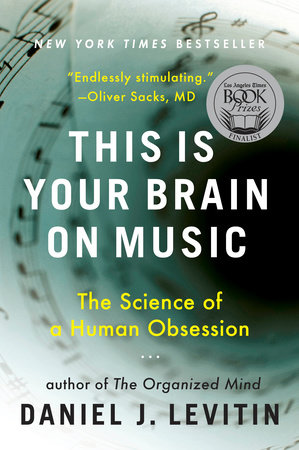 This Is Your Brain on Music Book Cover Picture