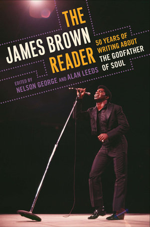 The James Brown Reader Book Cover Picture