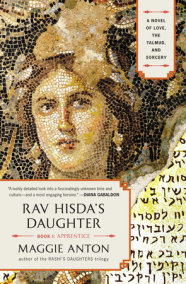 Rav Hisda's Daughter, Book I: Apprentice
