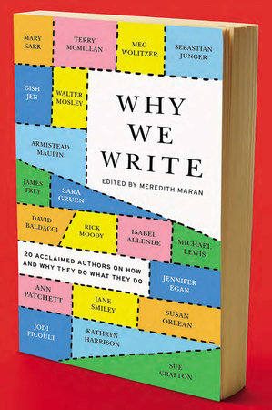 Why We Write Book Cover Picture