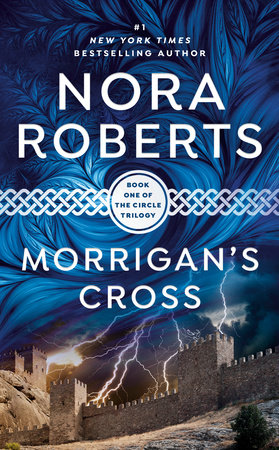 Morrigan's Cross book cover