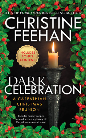 Dark Celebration by Christine Feehan