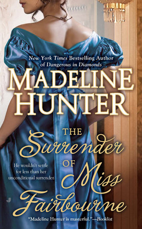 The Surrender of Miss Fairbourne by Madeline Hunter