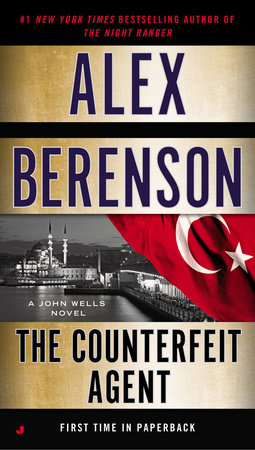 The Counterfeit Agent By Alex Berenson 9780515155105 Penguinrandomhouse Com Books