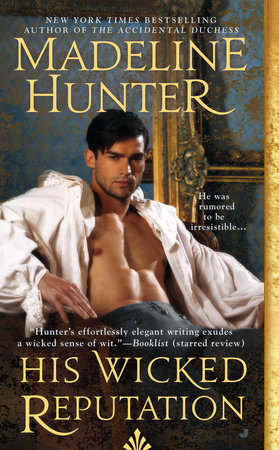 His Wicked Reputation by Madeline Hunter