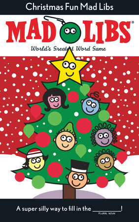 Christmas Fun Mad Libs by Roger Price and Leonard Stern