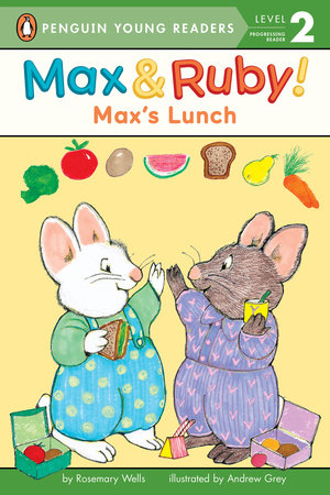 Max's Lunch by Rosemary Wells